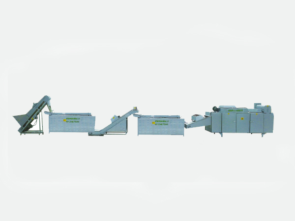 Electric infrared Maofeng needle tea production line