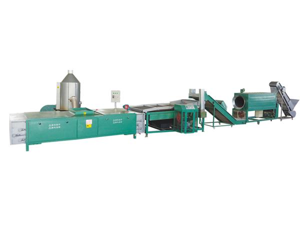 6CLDS-A/B 茶叶网带连续定型生产线