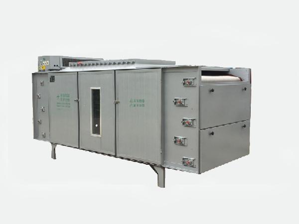 6crhwdl-20A型 茶叶网带连续烘干机