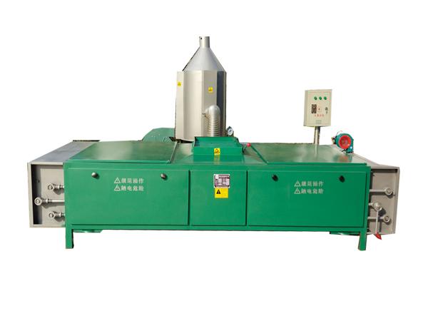 6CHWDL-12 茶叶网带连续定型烘干机