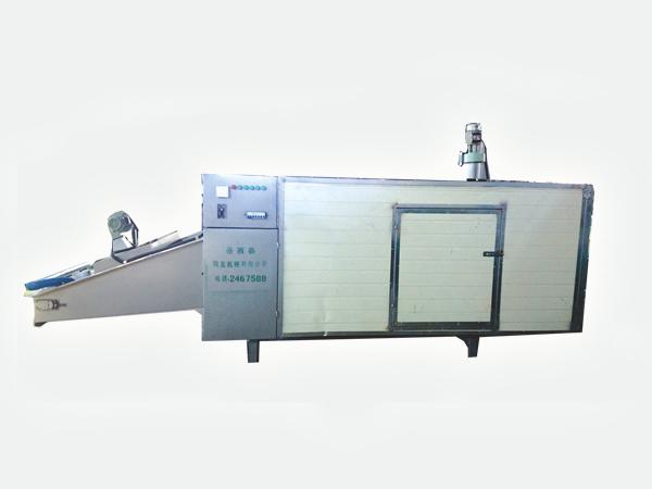 6CHRZ-10 余热利用箱炉一体式全自动茶叶烘干机